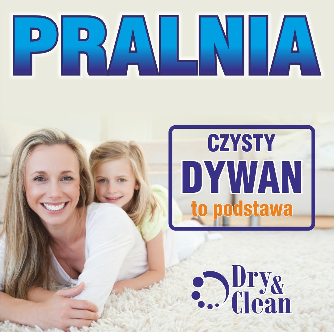 Pranie iczyszczenie dywanów Pralnia Dry-Clean